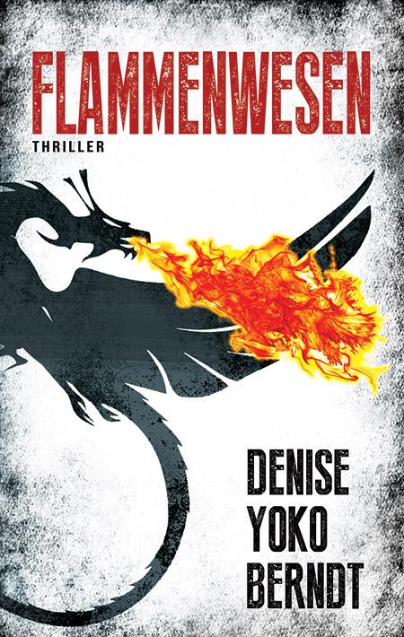 Flammenwesen von Denise Yoko Berndt