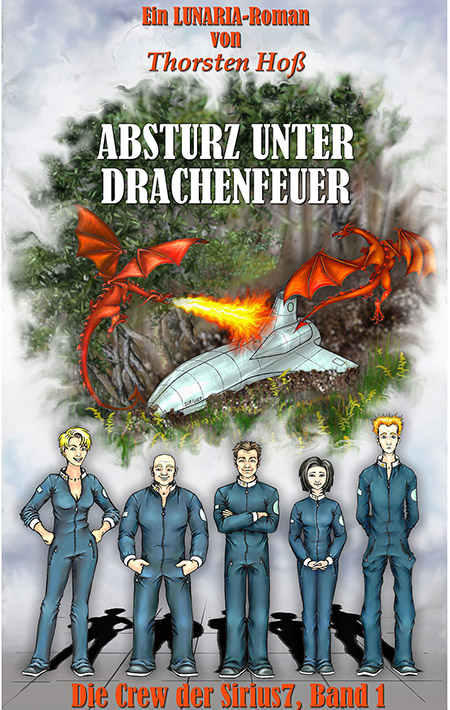 Absturz unter Drachenfeuer von Thorsten Hoß