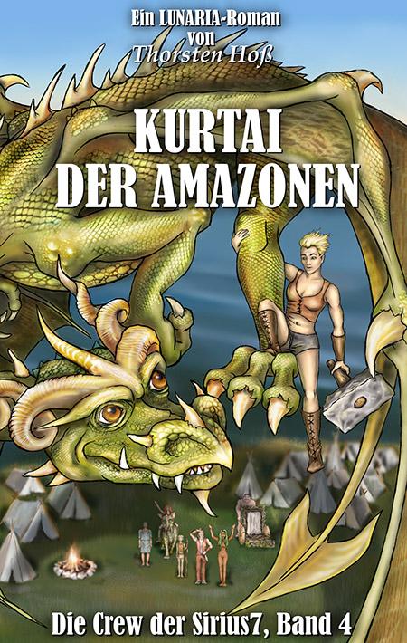 Kurtai der Amazonen von Thorsten Hoß