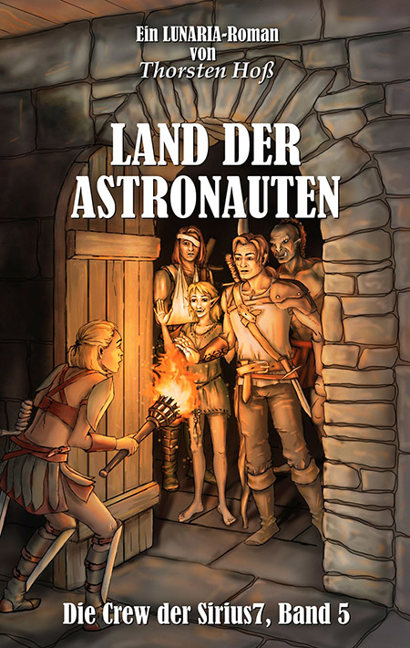 Land der Astronauten von Thorsten Hoß