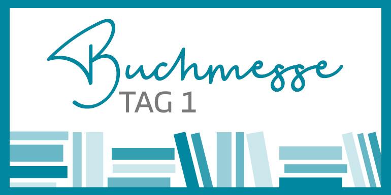 Buchmesse Tag 1