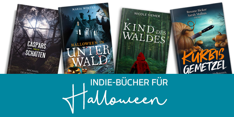 Indie-Bücher für Halloween