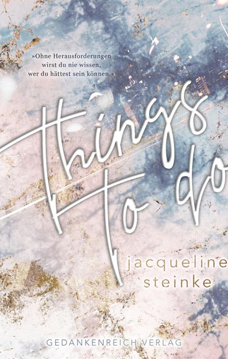 Things to do von Jacqueline Steinke