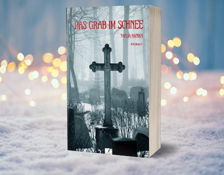 Das Grab im Schnee