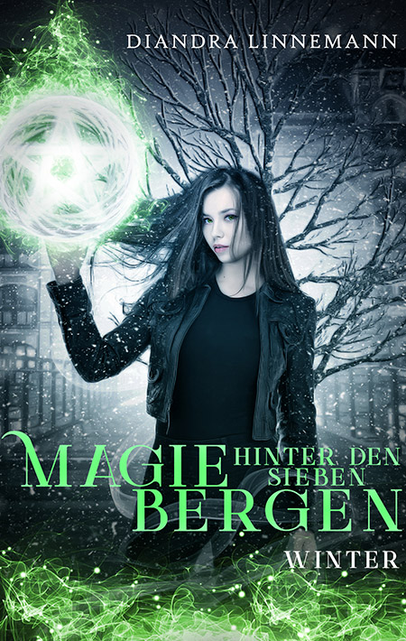 Magie hinter den sieben Bergen: Winter vonDiandra Linnemann