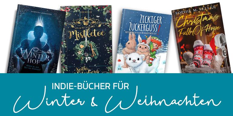 Indie-Bücher Winter Weihnachten