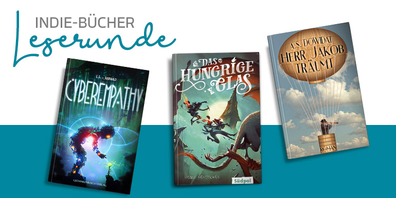 Indie-Bücher Leserunde