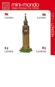 London von Petra Breuer