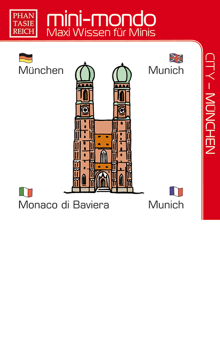 München von Petra Breuer