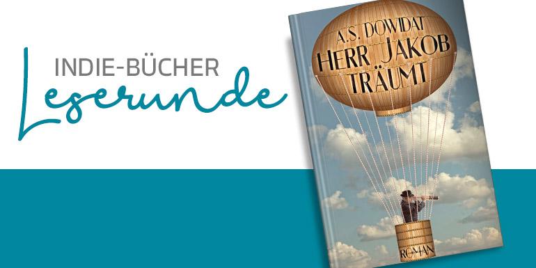 Indie-Bücher Leserunde: Herr Jakob träumt