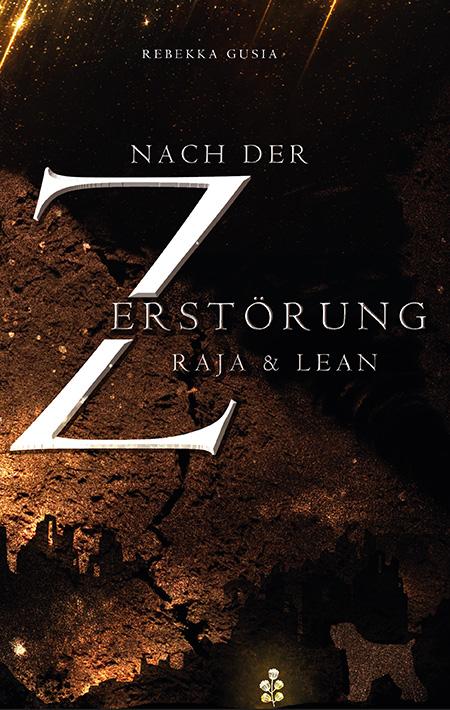 Nach der Zerstörung: Raja und Lean von Rebekka Gusia