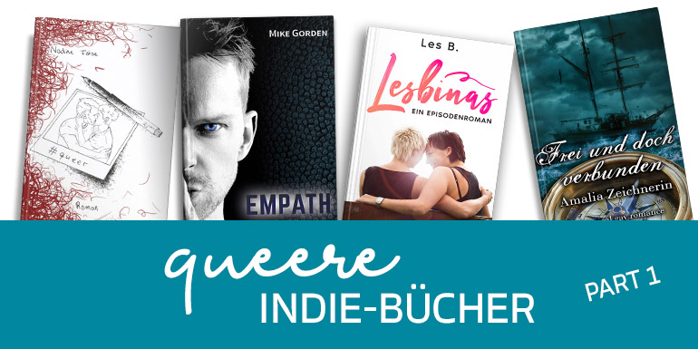 queere Indie-Bücher Part 1