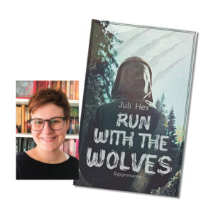 Sarah empfiehl run with the wolves