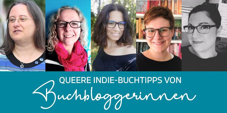 queere Indie-Buchtipps