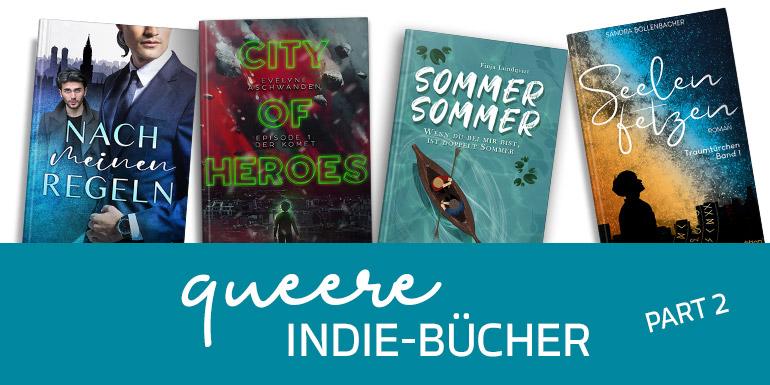 queere Indie-Bücher