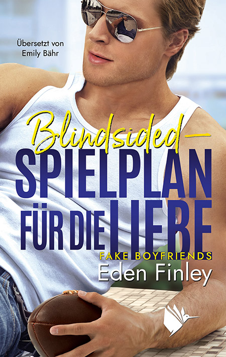 Blindsided: Spielplan für die Liebe – Eden Finley