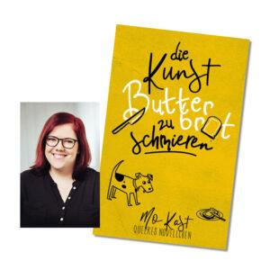 Nadine Föhse empfiehlt Die Kunst, Butterbrot zu schmieren